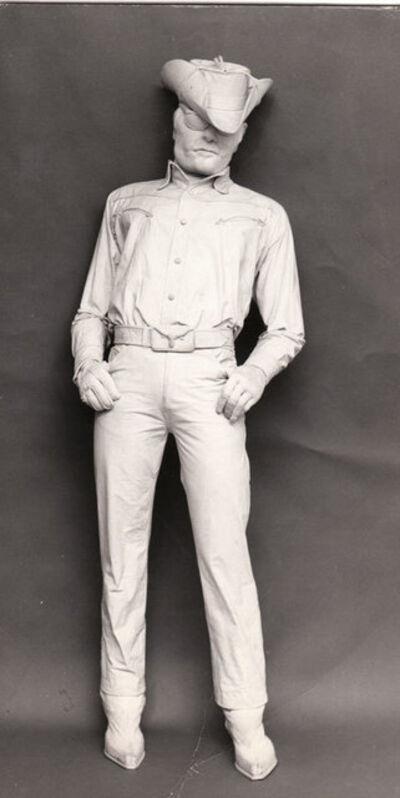 Jann Haworth, 'Rodeo Cowboy', 1964