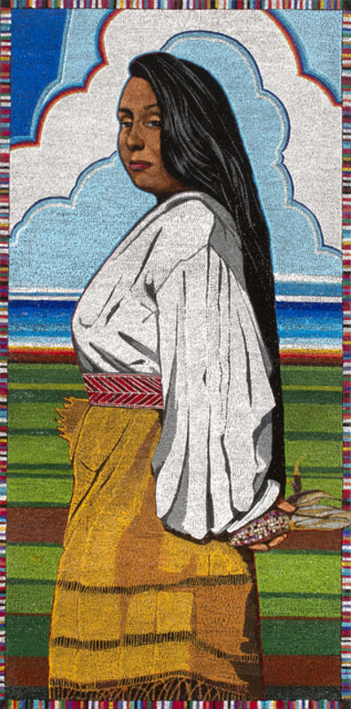 Starr Hardridge, 'White Corn Woman', 2020