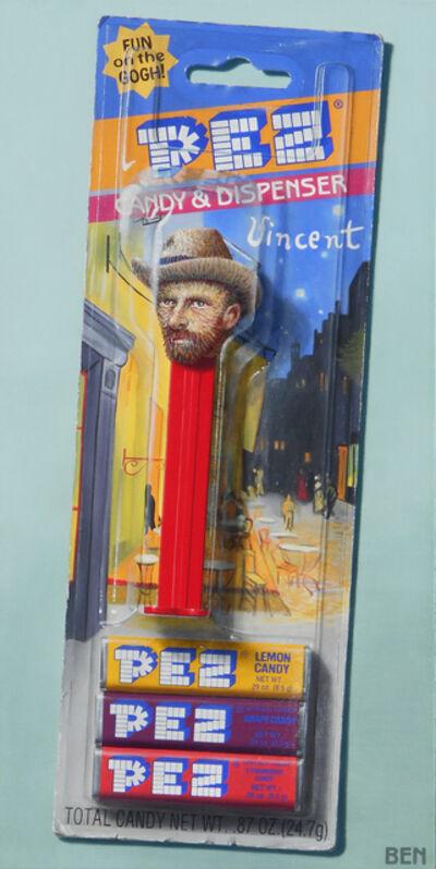 Ben Steele, 'Fun on the Gogh', 2020