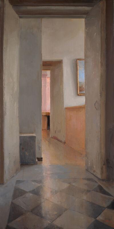 Kenny Harris, 'Hallway in Rome', 2014