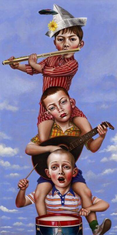 Timothy Cummings, 'The Trio', 2016