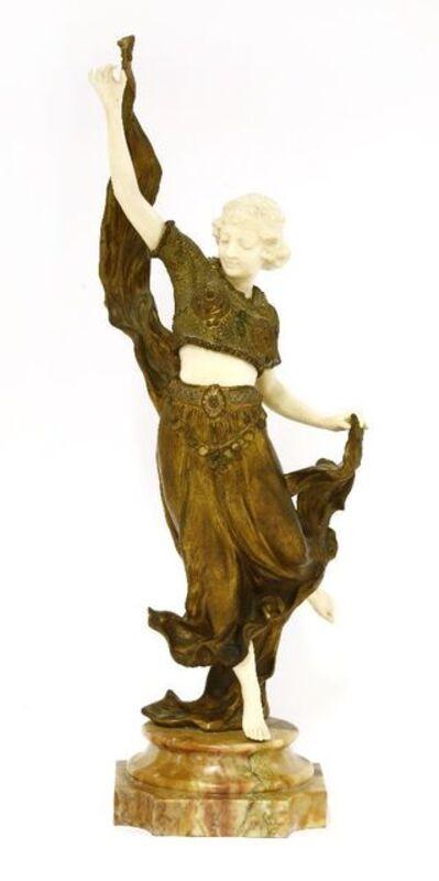 Affortunato Gori, 'The Oriental Dancer''