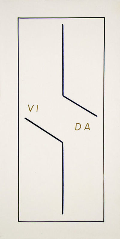 Almandrade, 'Life', 1975-2014