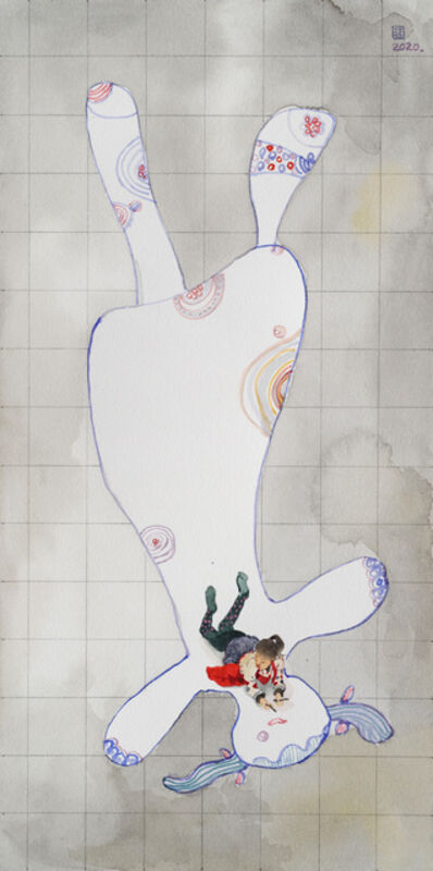Zhou Jinhua 周金华, 'Painted No.2', 2020