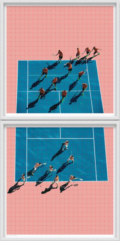 Mario Arroyave, 'Mario Arroyave,Tenis - Miami, ed. 1/3', 2020