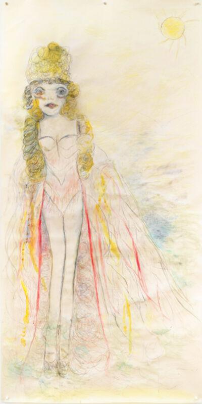 Marion Wagschal, 'Curlique Venus ', 2019