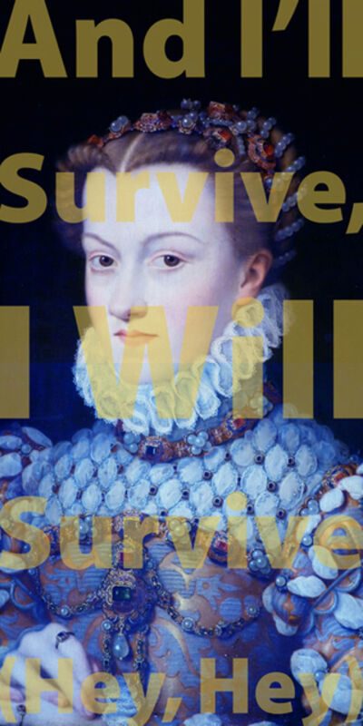 Ken Aptekar, 'I Will Survive', 2013