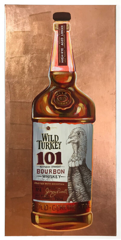 Tom Sanford, 'Wild Turkey 101', 2017