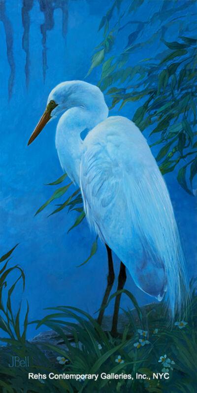 Julie Bell, 'Blue Note', 2015