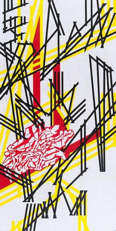 LEK, 'LEK Musee En Herbe (French Kiss)', 2020