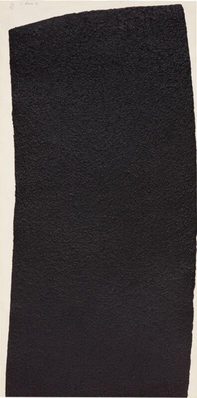 Richard Serra, 'Vesturey I', 1991
