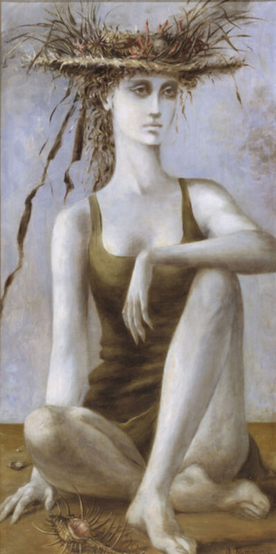 Dorothea Tanning, 'Beyond the Esplanade', 1940