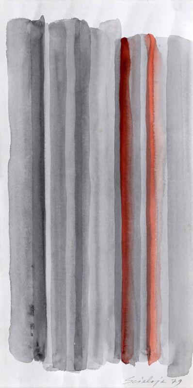 Toti Scialoja, 'Untitled', 1979