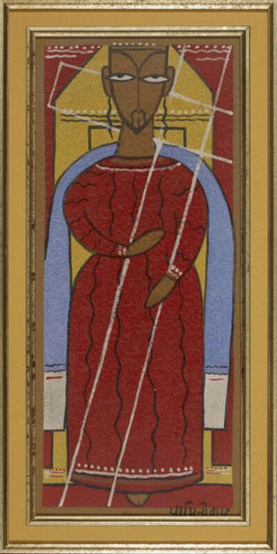 Jamini Roy, 'Untitled (Jesus)', n/a