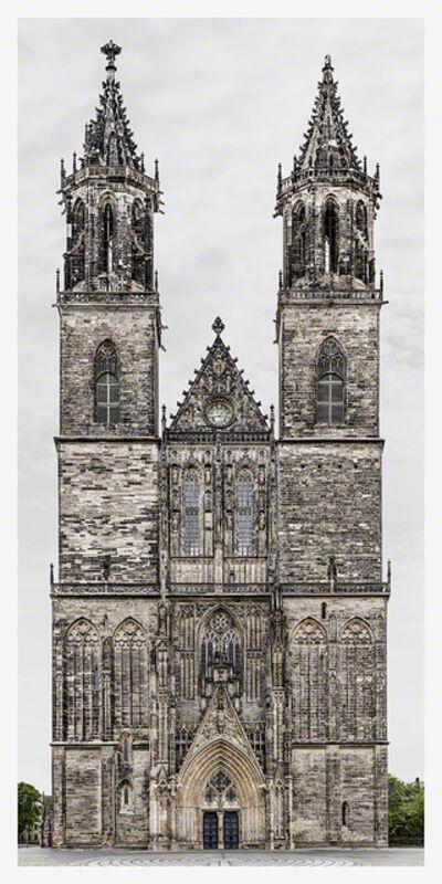 Markus Brunetti, 'Magdeburg, Dom St. Mauritius und Katharina', 2011