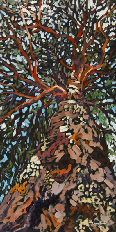 Deb Komitor, 'Branching Out', 2015
