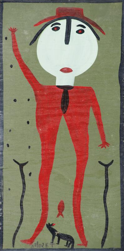 Mose Tolliver, 'Self Portrait'