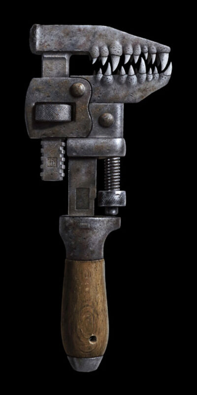 Jeff Bartels, 'Nile Tooth Wrench', 2019