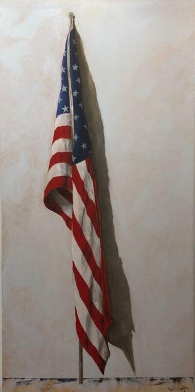 """Jill M Thompson, '""""Stars and Stripes""""', 2019"""