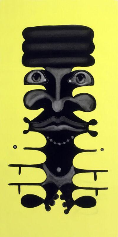 Vincent Corpet, 'Magritte Totem', 2017