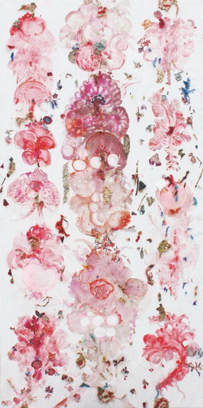 Christian de Laubadère 麓幂, 'The Flush of Flowers # 3', 2014