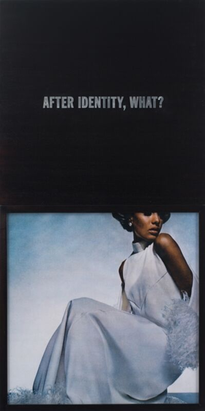 Hank Willis Thomas, 'After Identity, What?', 2009