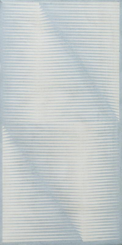 Gianfranco Zappettini, 'Strutture in EX13', 1972