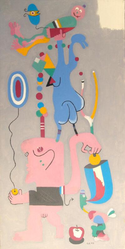 George Gordienko, 'Tickle Me', 1997