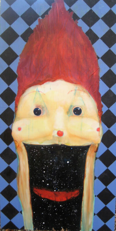 David Geiser, 'Cosmic Clown Mouth Oracle', 2015