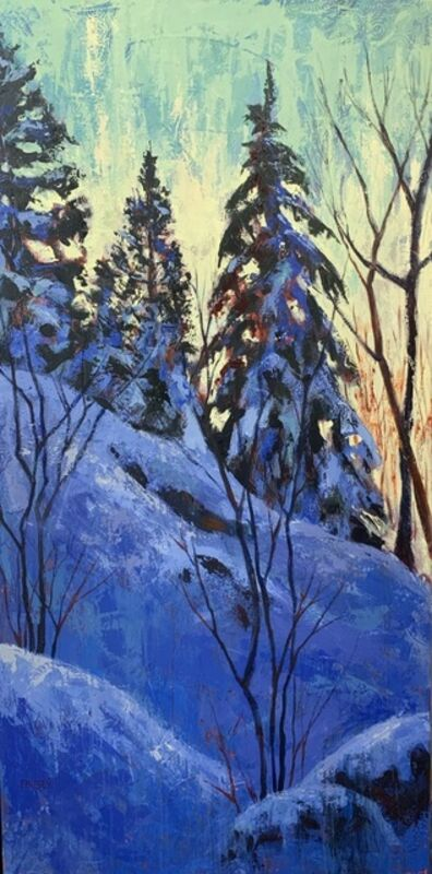 holly friesen, 'The Blue Hour'
