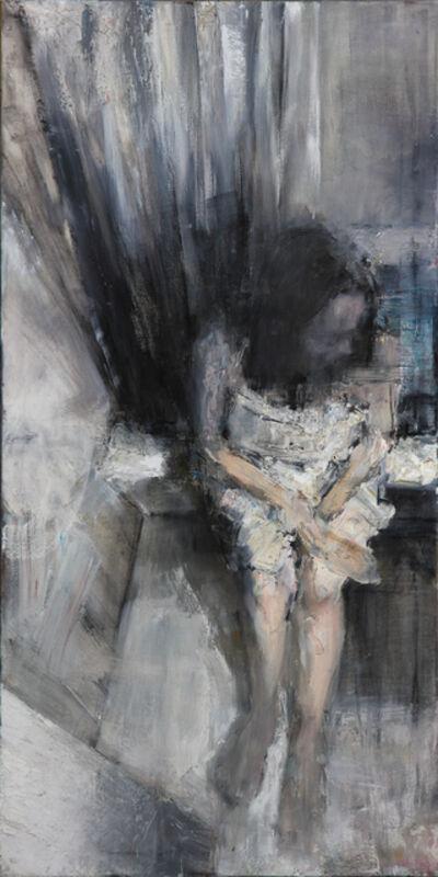 Tibor Simon-Mazula, 'Combing ', 2014