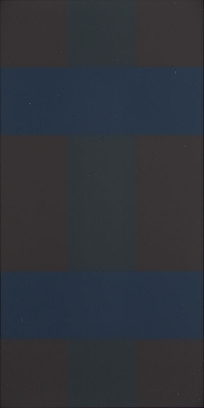Ad Reinhardt, 'Eight from Ten Screenprints', 1966