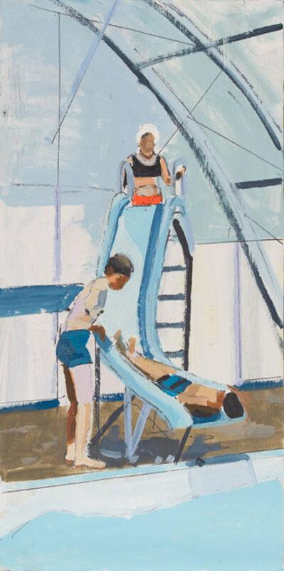 Jessica Brilli, 'Sliding'