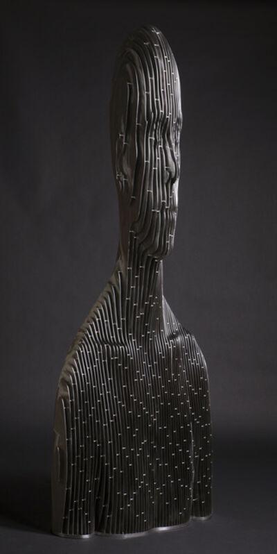 Julian Voss-Andreae, 'Head', 2019