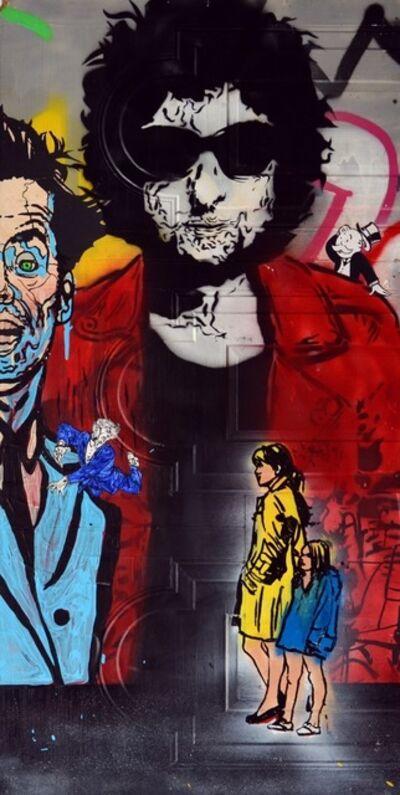 Alec Monopoly, 'Dylan Door', 2010