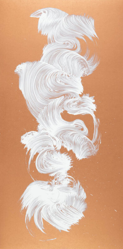 James Nares, 'Particle & Wave 2', 2021