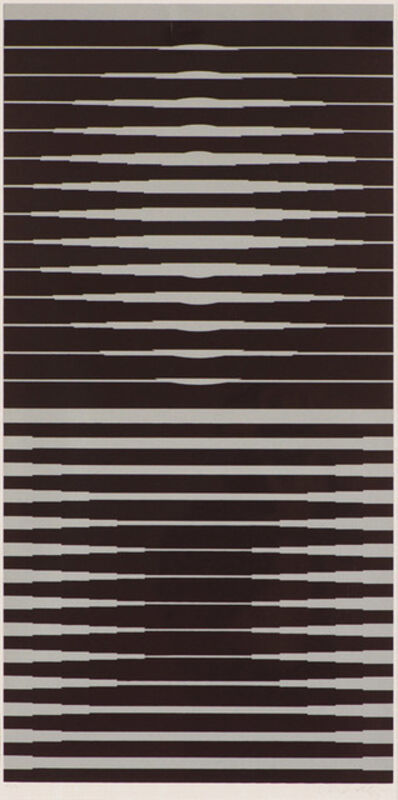Victor Vasarely, 'Capella I (from Constellation series)', 1959/67