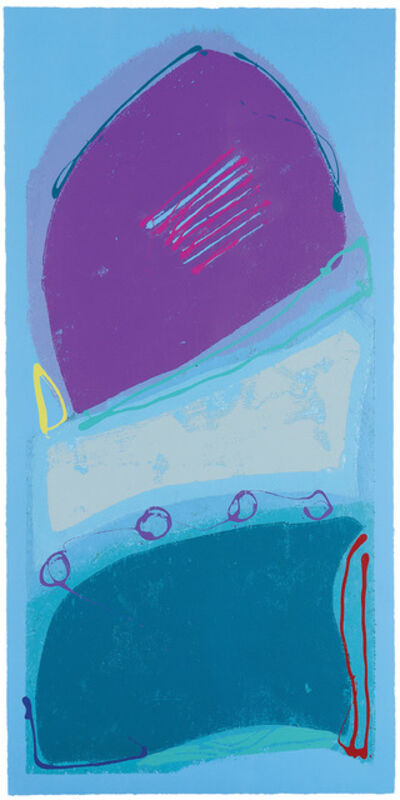 Anthony Frost, 'Blue Rondo', 2011