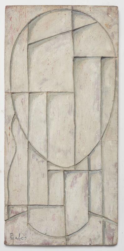 Manuel Pailós, 'Cabeza', 1959