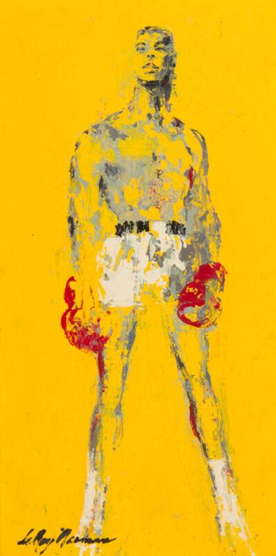 LeRoy Neiman, 'Untitled (Muhammad Ali)', c. 1960