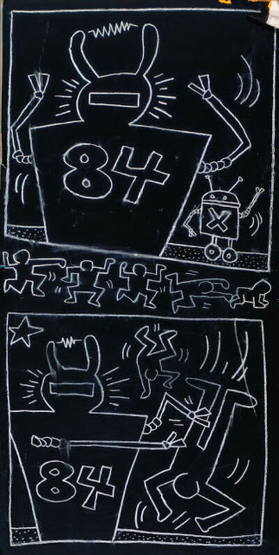 Keith Haring, 'Untitled', 1964