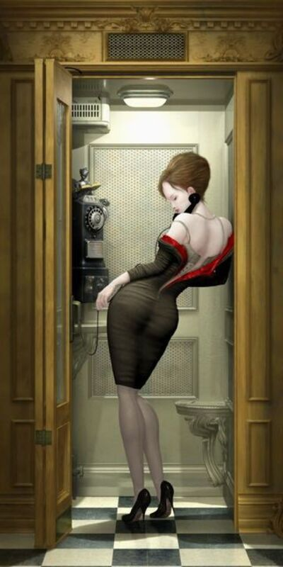 Ray Caesar, 'Night Call ', 2012