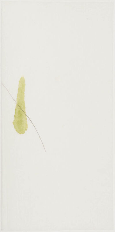 Mira Schendel, 'Untitled [Monotype series]', 1960's