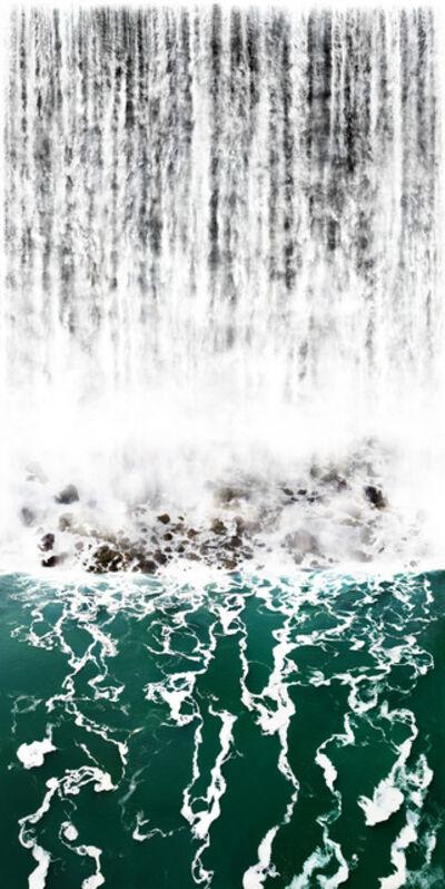 Georg Kuettinger, 'Niagra Falls'