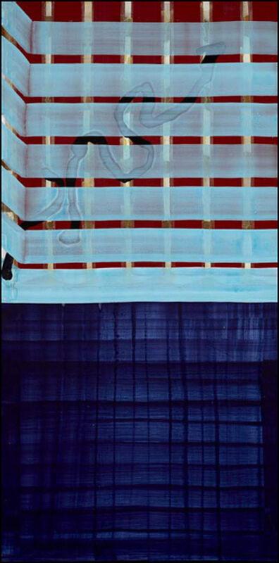 Juan Uslé, 'Escoces (Composición)', 1993