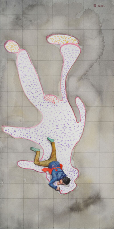 Zhou Jinhua 周金华, 'Painted No.1', 2020