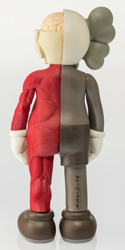 KAWS, 'Dissected Companion (Brown)', 2006, Other, Painted cast vinyl, Heritage Auctions