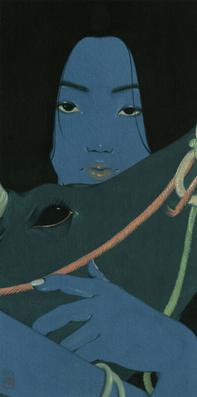 Mai Ta, 'She Bloomed at the Dead of Night #1', 2020