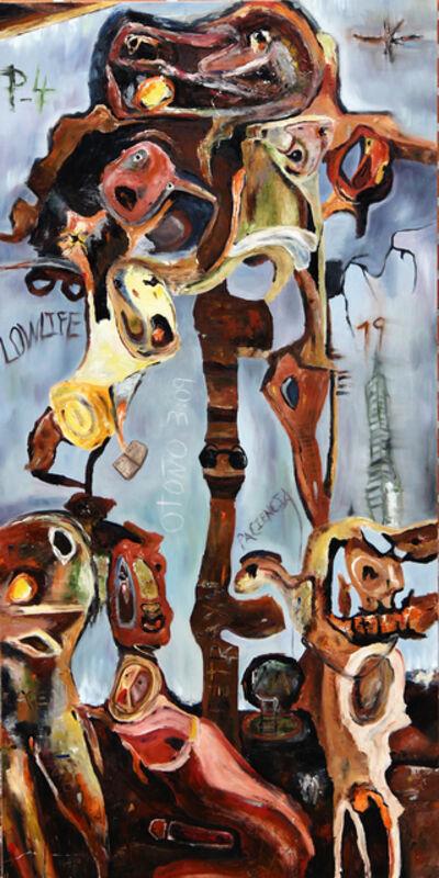 Miroslav de la Torre Kozorez, 'Havana last light', 2019