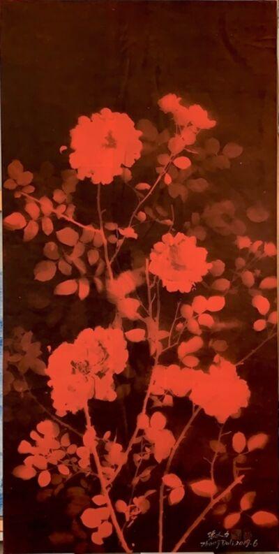 Zhang Dali, 'Rose No.13', 2019